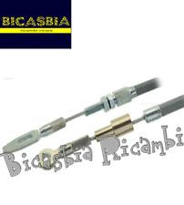 6852 - TRASMISSIONE RETROMARCIA CON GUAINA PIAGGIO APE MP 600 601 CON VOLANTE