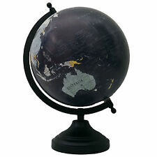 Rotating Globe World Geography Earth Big Decorative  Ocean Office Table De 0233
