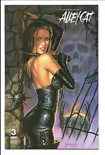 ALLEY CAT # 3 (Alley Baggett, Image Comics, Variant Cover, SEPT 1999), NM