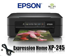 EPSON XP-245 MULTIFUNKTIONS DRUCKER SCANNER KOPIERER WIFI WLAN AIRPRINT * NEU *