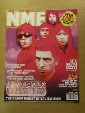 NME JUNE 15 2002 OASIS VINES COLDPLAY IDLEWILD LUDACRIS RED HOT CHILLI PEPPERS