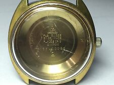 Omega 14kt Gold Filled 35mm Vintage Watch Case Only For RepairParts (#85)