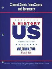 Johns Hopkins University Student Workbook for Book 6 Hofus (A History of US)