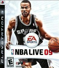 NBA Live 09 (Playstation 3) PS3