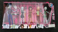 Monster High 5er-Set Sloman, Lagoona, Cleo, Gilda, Scarah - Neu & OVP