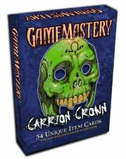 GameMastery Item Cards Carrion Crown Deck by Paizo Publishing PZO 3017