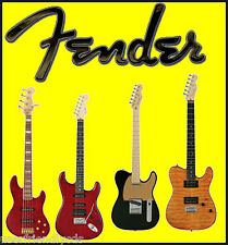 BIGGEST SET of Manuals SCHEMATIC for FENDER Guitar AMPs Wiring BEST & FASTEST