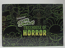 "Kidrobot The Simpsons TreeHouse Of Horror Mini 3"", Sealed Case Of 20 Blind Boxes"