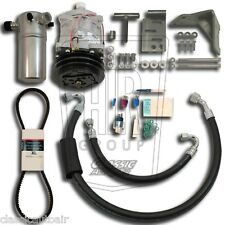 81-88 CHEVY G-BODY V-8 Hi-Po A/C Compressor Upgrade Kit AC Air Conditioning V8