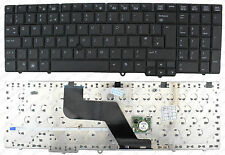 HP ELITEBOOK 8540P 8540W KEYBOARD UK WITH TRACKPOINT MP-09A8 PK1307G1A00 F168