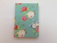A5 Floral Notebook Christine Vintage Modern By Go Stationery Birthday Gift