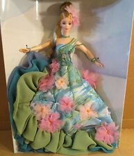 Water Lily Barbie Doll Limited Edition Inspired By The Painting Claude Monet NEW