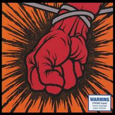 METALLICA - ST ANGER CD ~ FRANTIC~SOME KIND OF MONSTER +++ JAMES HETFIELD *NEW*