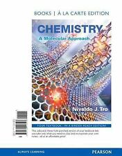 Chemistry : A Molecular Approach, Books a la Carte Edition by Nivaldo J. Tro (20
