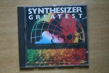 Various – Synthesizer Greatest Vol. 1 - Electronic, Modern Classical (Box C98)