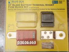 BATTERY TERMINAL FUSE BLOCK 661 5024 BUSS BAR BLUE SEA SYSTEM MARINE BOAT EBAY