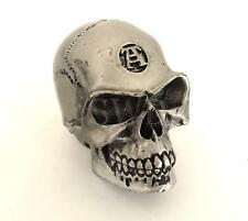 Alchemy England Skull Gear Knob Gothic Metalised Car Gearstick Shifter van scull