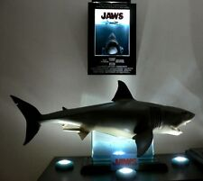 SIDESHOW JAWS BRUCE THE SHARK MAQUETTE STATUE SEALED +STEVEN SPIELBERG SIGNATURE