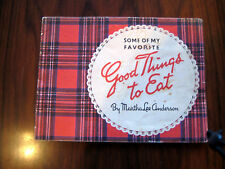 GOOD THINGS TO EAT Cook Booklet Recipe 1940 Arm & Hammer Cow Brand Baking Soda