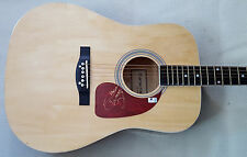 JAMES WESLEY Signed New Guitar Country Star Thank a Farmer / Didn't I / Real GAI