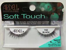(LOT OF 4) Ardell Professional - Soft Touch Lashes #150, Black