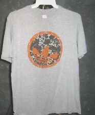 Adidas Classic Grey Vintage Adidas Medium T-Shirt