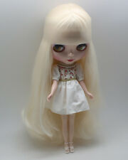 "12"" Neo Nude  Long hair Blythe doll From Factory  JSW14008"