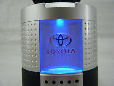 TOYOTA GENUINE LED SOLAR CAR ASHTRAY JDM HARRIER ALPHARD VELLFIRE VANGUARD HIACE