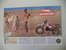 advertising Pubblicità 1986 MOTO GARELLI TIGER 125 XLE