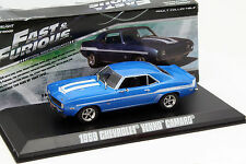 1969 CHEVROLET - YENKO - CAMARO - 2 Fast 2 Furious - (2003) - 1/43 - GREENLIGHT