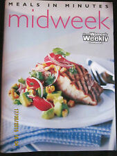 ~Midweek Meals in Minutes by The Australian Women's Weekly - VGC~