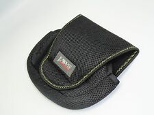 "2 Jaws ""L"" Spinning Reel Cover Pouch for Daiwa, Penn, Shimano Reels"