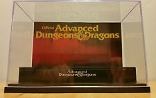 Advanced Dungeons & Dragons Display Diorama Case for action figures-case only