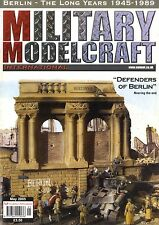 MILITARY MODELCRAFT MAGAZINE 2005 MAY 1/35TH SCALE DRAGON T26E3 PERSHING