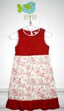 NWOT ZARA GIRLS SUMMER DRESS FRANCE DESIGNER SIZE 12 EUR 140 150 $$$