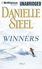 Winners by Danielle Steel (2014, MP3 CD, Unabridged)