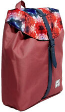 Zaino Uomo Donna Herschel Backpack Post Mid Volume Rubber Porta Pc Northern Ligh
