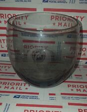 NFL Miami Dolphins Round Smoke Glass Cup Football Vintage s#78