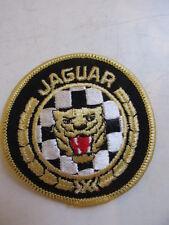 Iron-On Patch - Jaguar - Cars - Automobiles