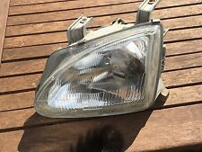 Headlight for a UK Honda CRX VTi Esi Del Sol n/s glass Motorised Very rare!!