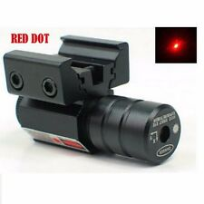 50-100 Meters 635-655nm Adjustble Red Dot Laser Bore Sight For Pistol Airsoft