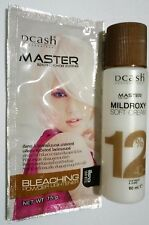 White Hair Bleaching Dye Color Lightener Lightening Powder Bleach Kit
