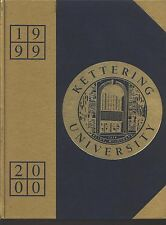 Flint MI Kettering University yearbook 2000 Michigan
