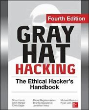 Gray Hat Hacking the Ethical Hacker's Handbook by Allen Harper, Chris Eagle,...