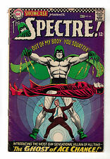 DC Comics SHOWCASE PRESENTS SPECTRE No 64 Out Of My Body -- You Squatter! VG+