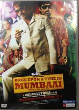 Once Upon A Time In Mumbaai (Ajay Devgn) Official Hindi Movie DVD ALL/0 Subtitle