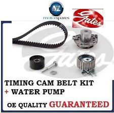 FOR VAUXHALL VECTRA 1.9 CDTI 2002-ON TIMING CAM BELT KIT + WATER PUMP SET