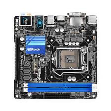 New ASRock H97M-ITX/AC LGA1150/ Intel H97/ DDR3/ SATA3&USB3.0/ WiFi/ A&GbE/