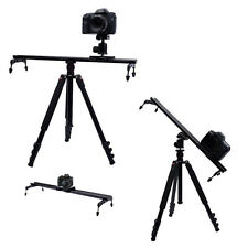 "60cm/24"" Sliding-pad Video Track Slider Dolly Stabilizer System for Canon Nikon"