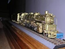 "BRASS Westside  B.& O. U-1 0-10-0 Steam Switcher Loco Unpainted  ""H.O.Gauge"""